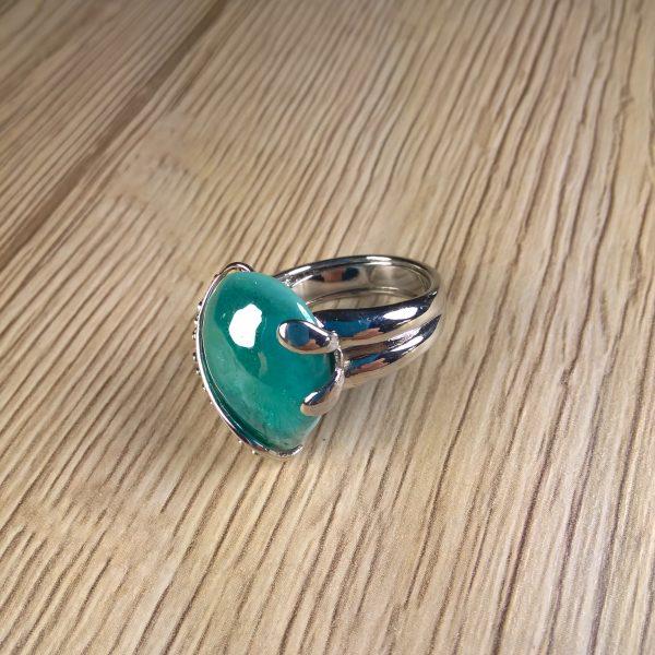 anello ANTICA MURRINA VENEZIA collezione RAINDROP ref. AN184A59 ...